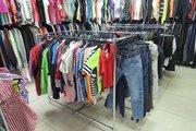Оптовый склад одежды и обуви