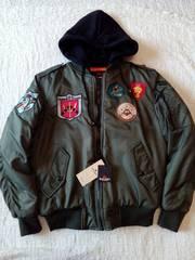Куртка мужская демисезонная в американском стиле.